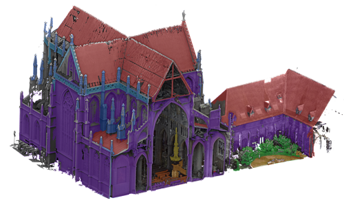 geovast ulg cathedrale